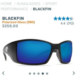 Costa blackfin 11 lens 580